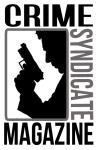Crime Syndicate Magazine Rectangular Thumbnail Logo